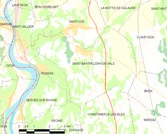 Map commune FR insee code 26295.png