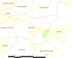 Map commune FR insee code 61221.png
