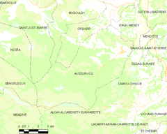 Map commune FR insee code 64081.png