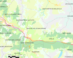 Map commune FR insee code 73261.png