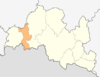 Map of Borino municipality (Smolyan Province).png