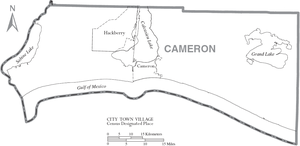 Cameron Parish, Louisiana - Wikipedia, the free encyclopedia