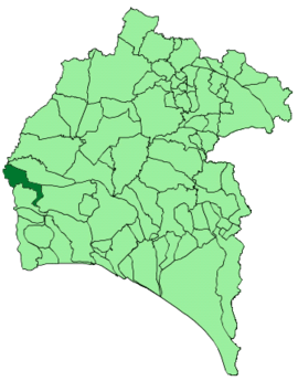 Map of El Granado (Huelva).png
