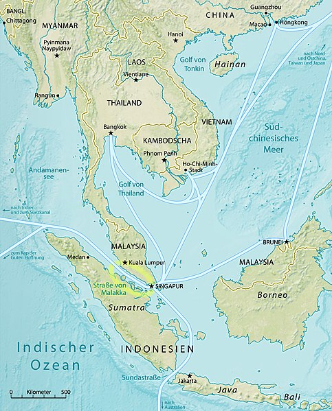 Paypay:Map of the Strait of Malacca-de.jpg