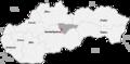 Map slovakia osrblie.png