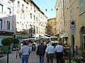 Marché provençal à Romans-sur-Isère Drôme.jpg