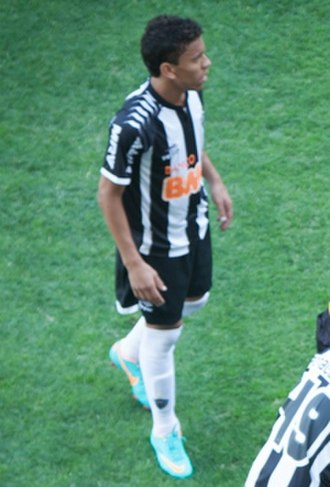 Marcos Rocha - Marcos Rocha with Atlético Mineiro in 2012