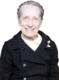 Maria Elizabeth Winblad (1895-1987) Freudenberg in 1971 with background removed.png