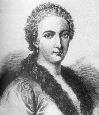 Maria Gaetana Agnesi - Image: Maria Gaetana Agnesi