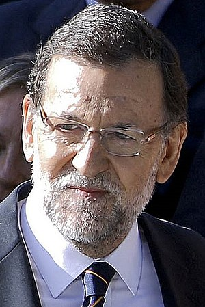 2015–16 Spanish government formation - Mariano Rajoy announced he was temporarily stepping down from the investiture race on 22 January 2016.