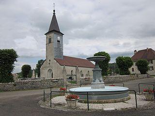 Marigny, Jura Commune in Bourgogne-Franche-Comté, France