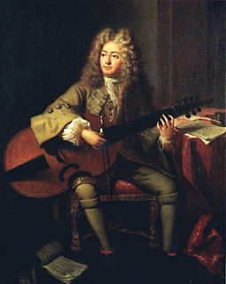Marin Marais French composer and viol player (1656–1728)