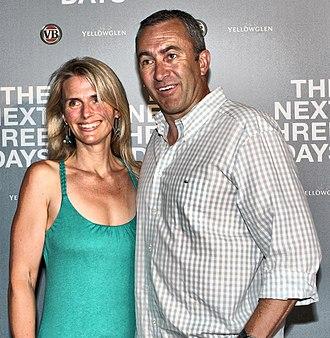 Mark Beretta - Image: Mark and Rachael Beretta 2011 (2)
