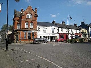 Drumshanbo Town in Connacht, Ireland