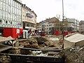 Marktplatz Gießen bei Bauarbeiten.jpg