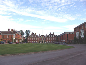 Marlborough College - A variety of buildings around Court