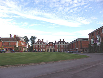 Marlborough, Wiltshire - Marlborough College