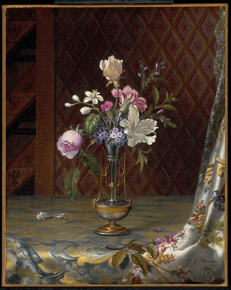 Мартин Джонсон Хид - Ваза из смешанных цветов - 48.427 - Музей изящных искусств Arts.jpg