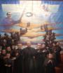 Martiri Claretiani di Barbastro drappo esposto a san Pietro.png