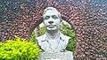Martyr Shamsuzzoha Memorial Sculpture at Rajshahi University Campus 02.jpg