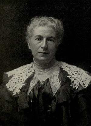 Mary Augusta Ward - Mary Augusta Ward, 1914, by Henry Walter Barnett
