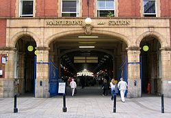 Marylebone stasjon