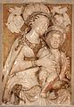Matteo civitali (attr.), madonna col bambino.JPG