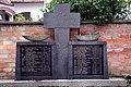 Mattersburg - Walbersdorf, Kriegerdenkmal (01).jpg