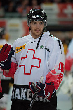 Matthias Bieber - Switzerland vs. Canada, 29th April 2012.jpg
