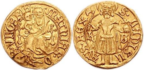 Matthias Corvinus florint 755272