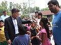 """Mauricio Macri compartió actividades de """"Vacaciones en la Escuela"""" con alumnos primarios de Villa Soldati (6755890953).jpg"""