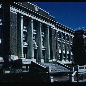 Matthew Fontaine Maury High School - Maury High School 1961