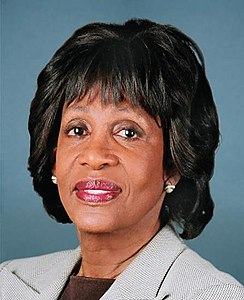 Maxine Waters, official photo portrait, 111th Congress.jpg