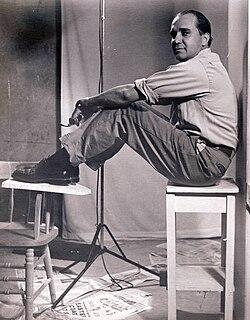 Earl Mayan American artist