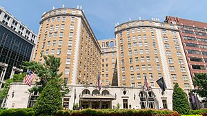 Mayflower Hotel - The Mayflower Hotel