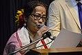 Mayuri Mitra Ghosh Talks - Sundaram 28th Prize Distribution Function - Kolkata 2018-02-18 1664.JPG