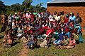 Mbeya students and families.jpg