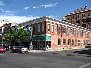 McCanna-Hubbell Building, Albuquerque NM