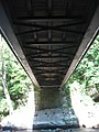 McConnell's Mill Covered Bridge underside with water.jpg