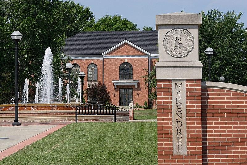 File:McKendree entrance.JPG
