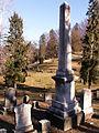 McKinney obelisk, Sewickley Cemetery, 2014-12-26, 01.jpg