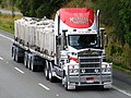 McLellan Freight Kenworth truck SH1 near Dunedin, New Zealand.jpg