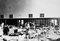 Medical students at Belsen in coverted hospital ward Wellcome L0029077.jpg