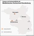 Medizinische hochschule brandenburg standorte.png