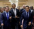 Medvedev Obama and Sarkozy at 2010 NATO Summit cropped.jpg