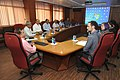 Meeting With GSM Project Members And NCSM Dignitaries - NCSM - Kolkata 2018-02-22 8064.JPG