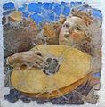 Melozzo da forlì, angeli musicanti, 1480 ca., da ss. apostoli, 07.JPG