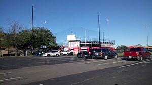 Memorial High School (Hedwig Village, Texas) - Memorial High Stadium