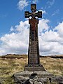 Memorial Cross. - geograph.org.uk - 484442.jpg