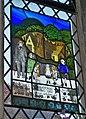 Memorial window, St Andrew, Ampthill.JPG